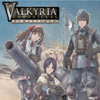 Valkyria Chronicles Remastered Game Box