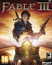 Fable III Game Box