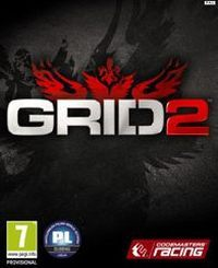 GRID 2 Game Box