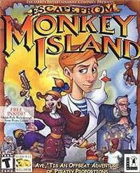 Escape from Monkey Island Game Box