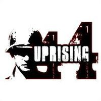Uprising44: The Silent Shadows Game Box