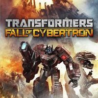 Transformers: Fall of Cybertron Game Box