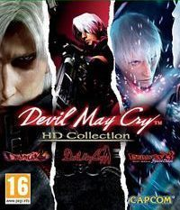 Devil May Cry HD Collection Game Box