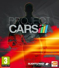 Project CARS Game Box