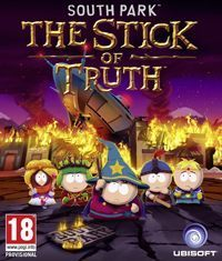 South Park: The Stick of Truth Game Box