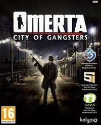 Omerta: City of Gangsters Game Box