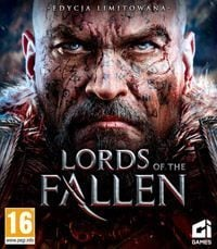 Lords of the Fallen Game Box