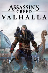 Assassin's Creed: Valhalla Game Box