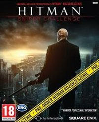 Hitman: Sniper Challenge Game Box