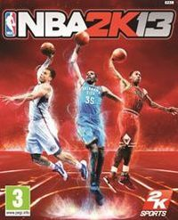 NBA 2K13 Game Box