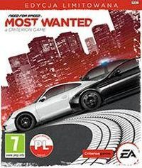 Need for Speed: Most Wanted Game Box