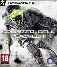 Tom Clancy's Splinter Cell: Blacklist Game Box