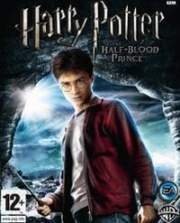 Harry Potter and the Half-Blood Prince Game Box