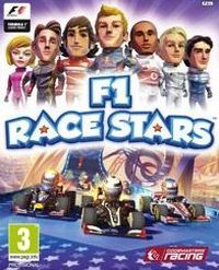 F1 Race Stars Game Box