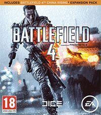 Battlefield 4 Game Box