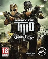 Army of Two: The Devil's Cartel Game Box