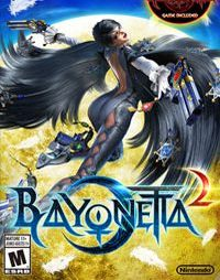 Bayonetta 2 Game Box