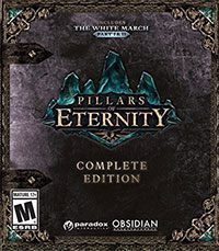 Pillars of Eternity Game Box