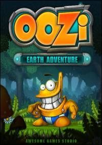 Oozi: Earth Adventure Game Box