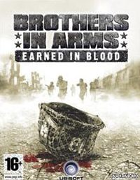 Brothers in Arms: Earned in Blood Game Box