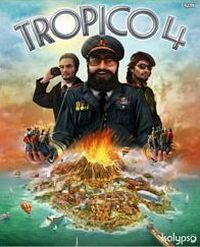 Tropico 4 Game Box
