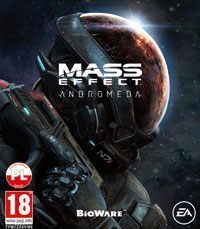Mass Effect: Andromeda Game Box