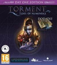 Torment: Tides of Numenera Game Box
