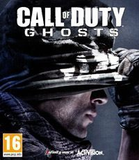 Call of Duty: Ghosts Game Box