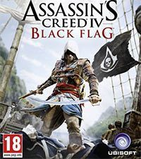 Assassin's Creed IV: Black Flag Game Box