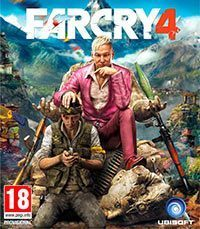 Far Cry 4 Game Box