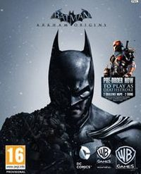 Batman: Arkham Origins Game Box