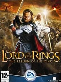 The Lord of the Rings: The Return of the King Game Box