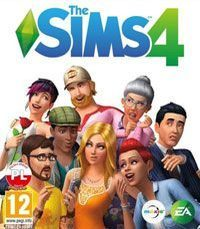 The Sims 4 Game Box