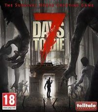 7 Days to Die Game Box