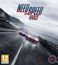 Need for Speed Rivals Game Box