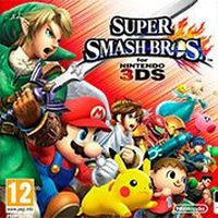 Super Smash Bros. Game Box