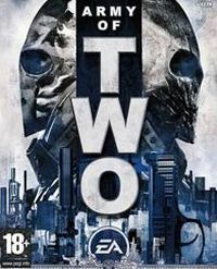 Army of Two Game Box