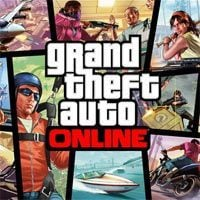 Grand Theft Auto Online Game Box