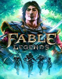 Fable Legends Game Box