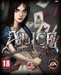 Alice: Madness Returns Game Box