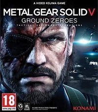 Metal Gear Solid V: Ground Zeroes Game Box