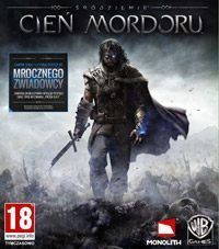 Middle-earth: Shadow of Mordor Game Box