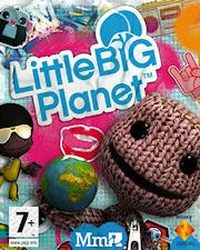 LittleBigPlanet Game Box