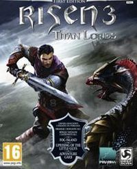 Risen 3: Titan Lords Game Box
