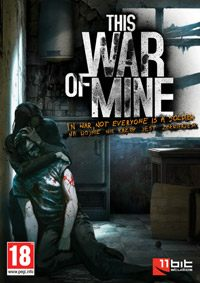 This War of Mine Game Box