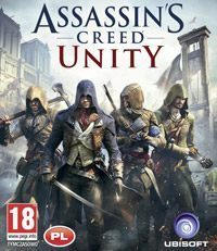 Assassin's Creed: Unity Game Box