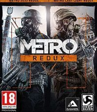 Metro Redux Game Box