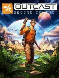 Outcast: Second Contact Game Box