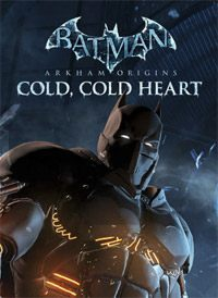 Batman: Arkham Origins - Cold, Cold Heart Game Box