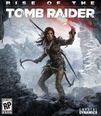 Rise of the Tomb Raider Game Box